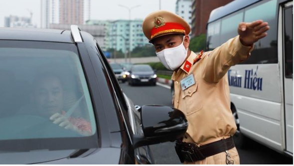 CSGT tổng kiểm soát phương tiện giao thông đường bộ toàn quốc