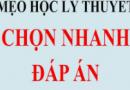 MẸO THI LÝ THUYẾT LÁI XE B2 600 CÂU MỚI NHẤT
